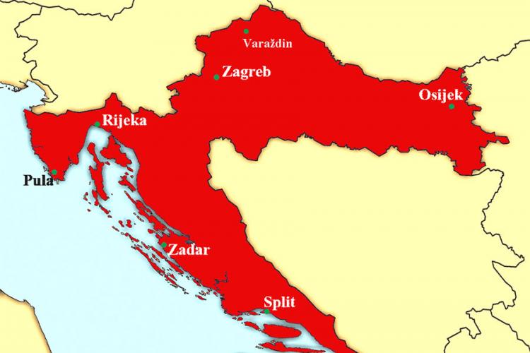 hrvatska mapa hrvatska mapa – nula49.com hrvatska mapa