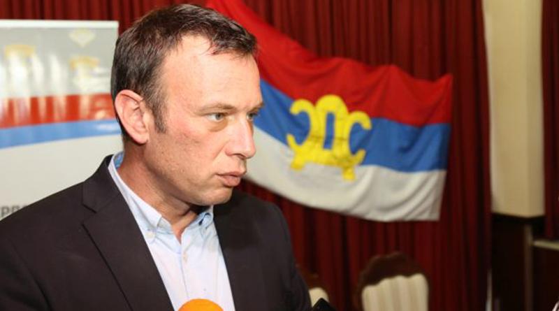 Војновић више није члан посланичког клуба СДС-НДП