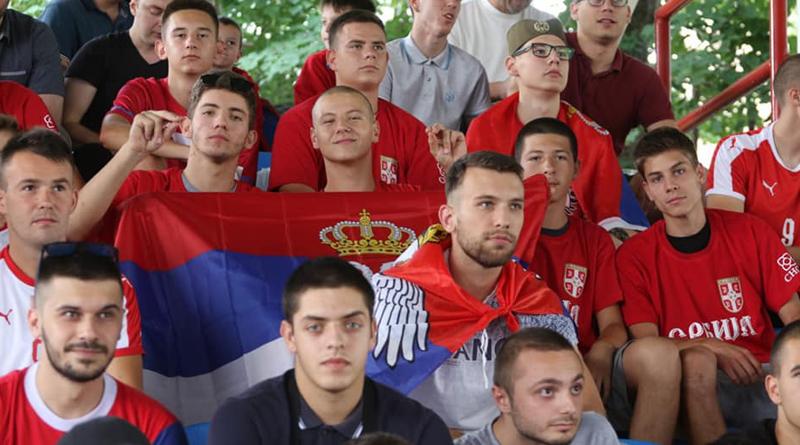 """Brčaci proslavili pobjedu """"Orlova"""""""