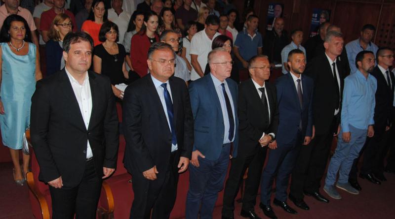 Brčko: Održan centralni predizborni skup SDS-a i SzP-a