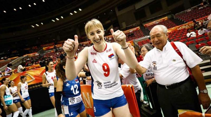 Brankica Mihajlović: Ne razmišljamo o umoru, već o zlatu