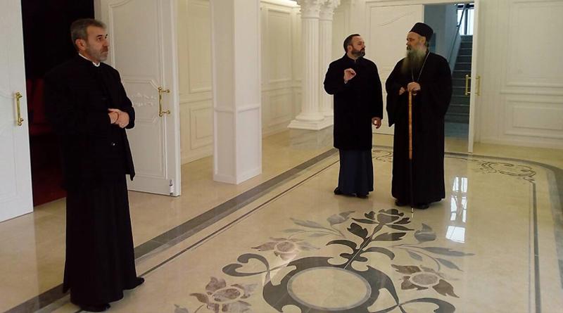 Episkop Fotije posjetio novu zgradu Kulturno-administrativnog centra u Brčkom